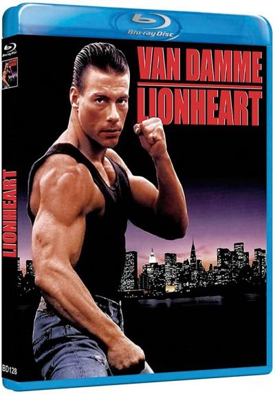 Lionheart, El Luchador (Blu-Ray)