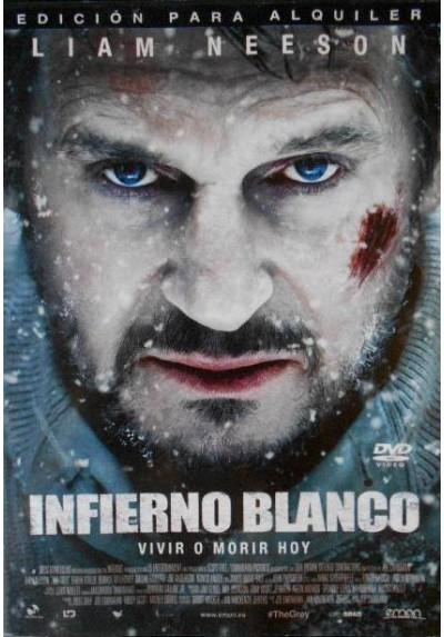 Infierno Blanco (The Grey)
