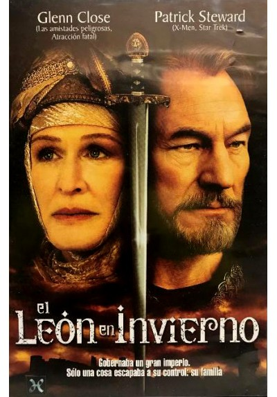 El león en invierno (The Lion in Winter) (TV)