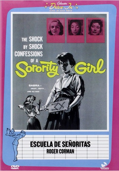 Escuela de señoritas (Sorority Girl)