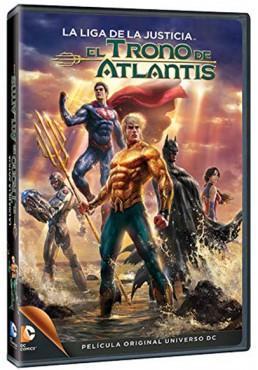 La liga de la justicia: El trono de Atlantis (Justice League: Throne of Atlantis)