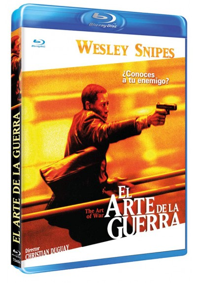 El arte de la guerra (Blu-ray) (The Art of War)