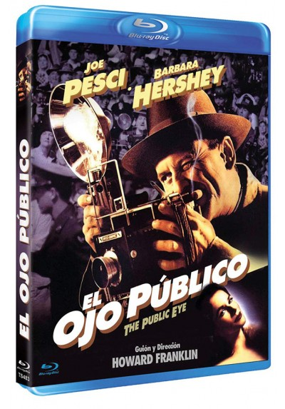 El ojo público (Blu-ray) (The Public Eye)