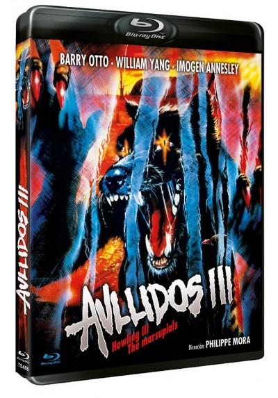 Aullidos 3 (Blu-ray) (Howling III)