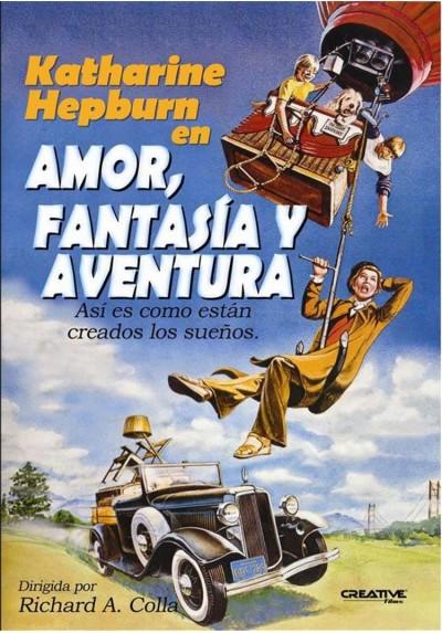 Amor, Fantasia y Aventura