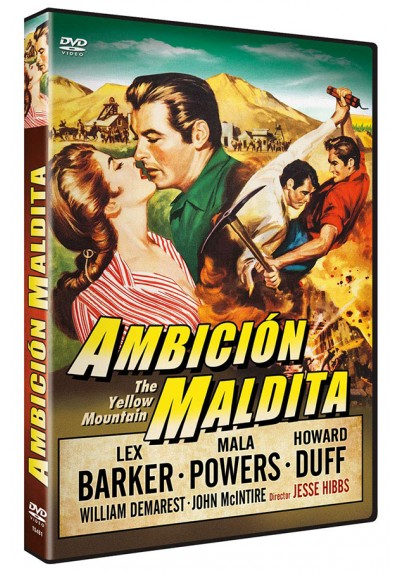 Ambición maldita (The Yellow Mountain)