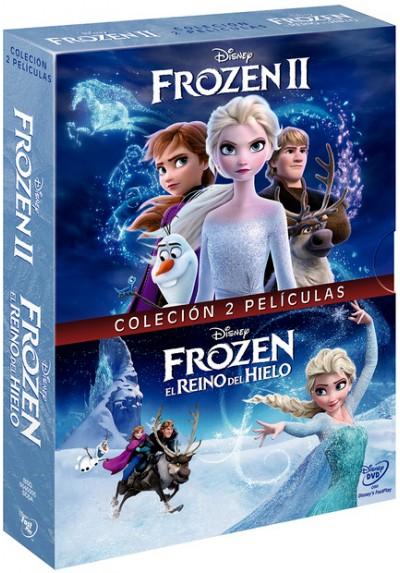 Pack Frozen - Frozen II