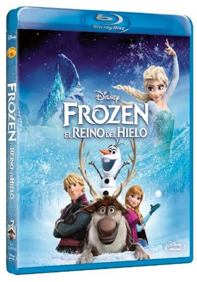 Frozen - El reino del hielo (Blu-ray)
