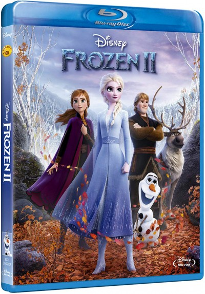 Frozen II (Blu-ray)