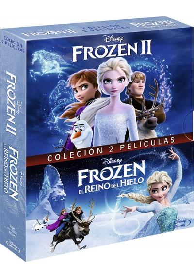 Pack Frozen - Frozen II (Blu-ray)