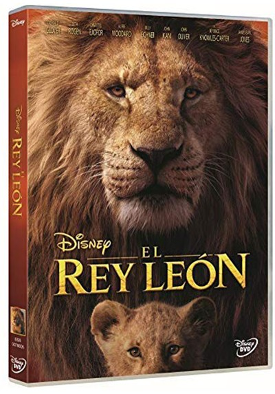 El Rey León (2019) (The Lion King)