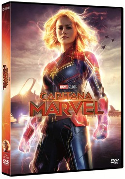 Capitana Marvel (Captain Marvel)