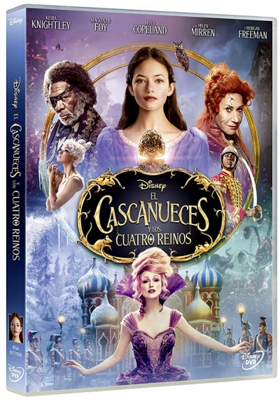 El cascanueces y los cuatro reinos (The Nutcracker and the Four Realms)