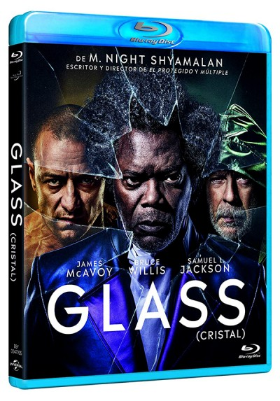 Glass (Cristal) (Blu-ray)