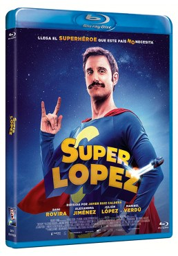 Superlópez (Blu-ray)