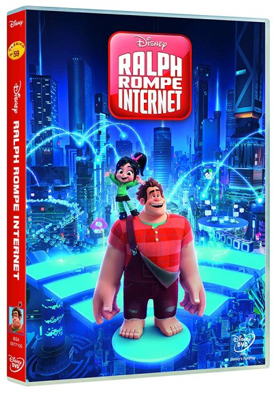 Ralph rompe Internet (Ralph Breaks the Internet)