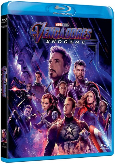 Vengadores: Endgame (Blu-ray) (Avengers: Endgame)