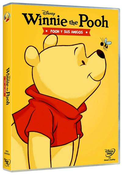 Duopack: Winnie the Pooh y La gran película de Piglet
