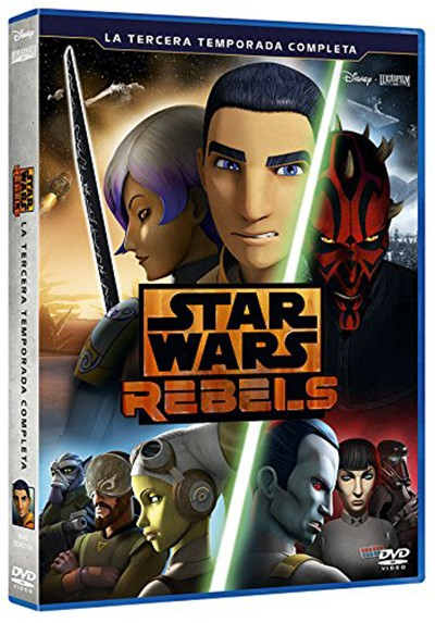 Star Wars Rebels - Temporada 3