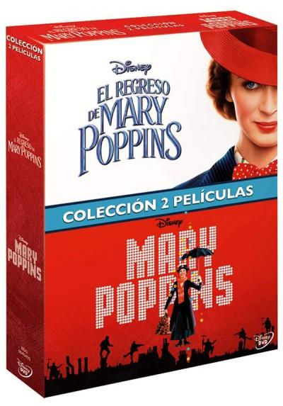 Pack Mary Poppins + Regreso Mary Poppins