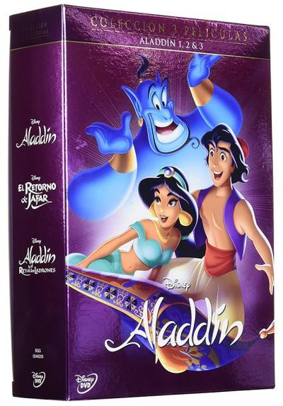 Pack Trilogia Aladdín