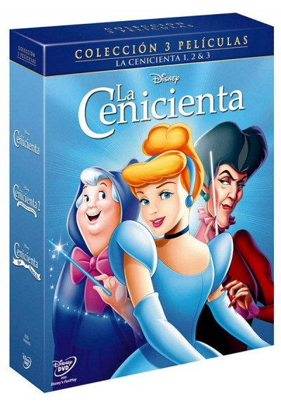 Pack Trilogia La Cenicienta