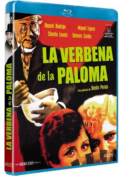 La verbena de la Paloma (Blu-ray)