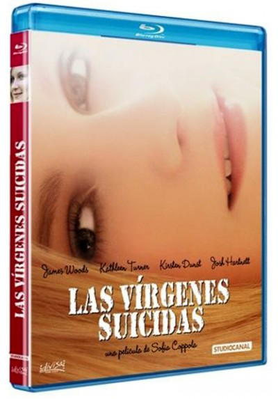 Las vírgenes suicidas (Blu-ray) (The Virgin Suicides)