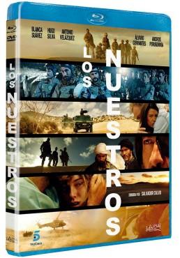 Los nuestros (Blu-ray + DVD)