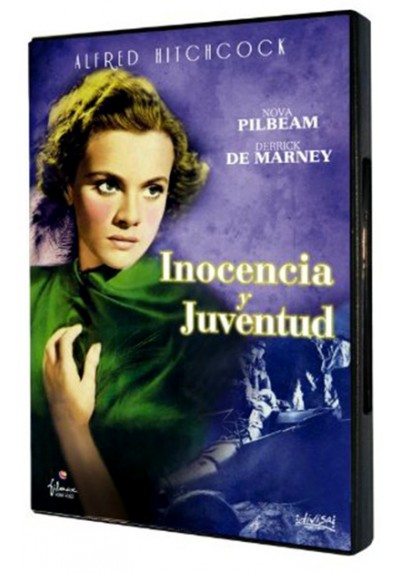 Alfred Hitchcock : Inocencia Y Juventud (Young and Innocent)