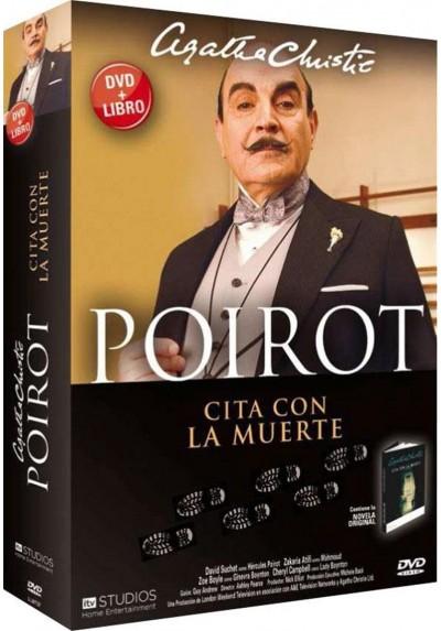 Poirot, Cita con la Muerte + Libro - Agatha Christie