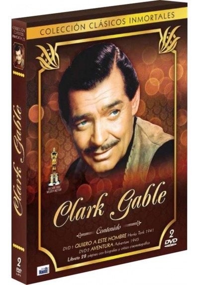 Pack Clarke Gable