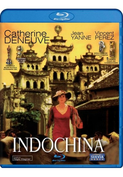 Indochina (Indochine) - Blu-ray