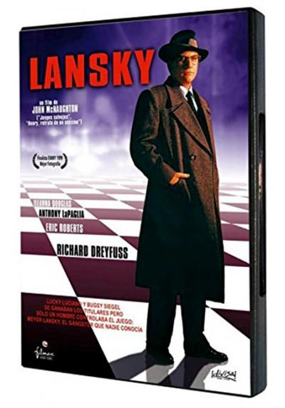 Lansky, el imperio del crimen (Lansky)