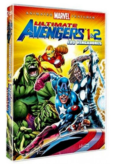Ultimate avengers 1 +2 (Vengadores 1 + 2)