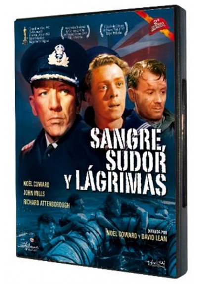 Sangre, Sudor Y Lagrimas (In Which We Serve)
