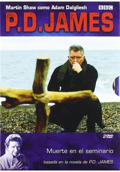 P.D. James: Muerte en el Seminario