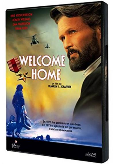 Welcome Home (Bienvenido a casa)