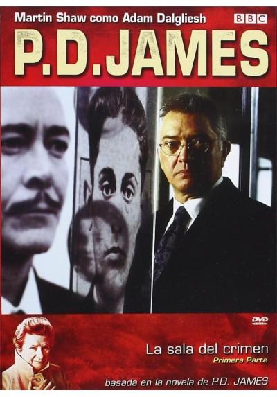 P.D. James: La Sala del Crimen