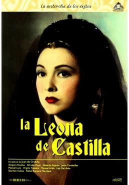 La leona de Castilla (DVD + Libro)