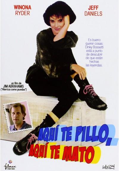 Aquí Te Pillo, Aquí Te Mato (Welcome Home Roxy Carmichael)