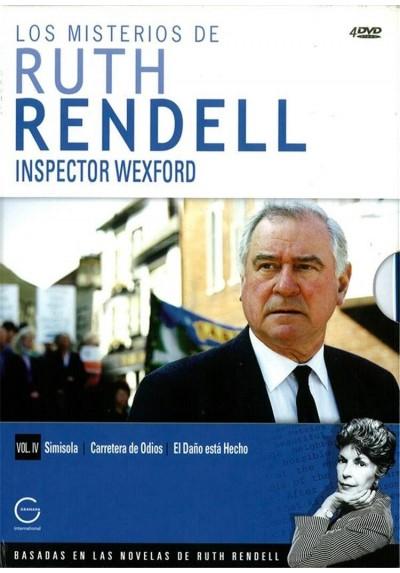 Los Misterios de Ruth Rendell - Vol.IV