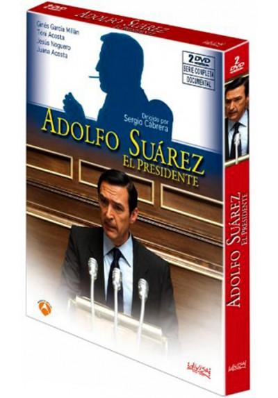 Adolfo Suárez, el presidente (Digipack)