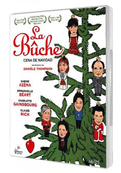 La bûche, cena de Navidad - La bûche (Season's Beatings)