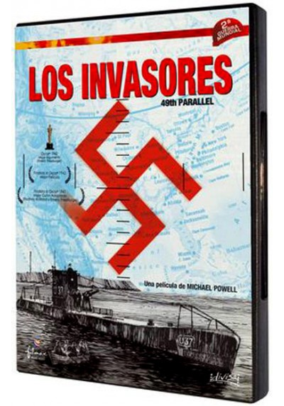 Los invasores (49th Parallel)