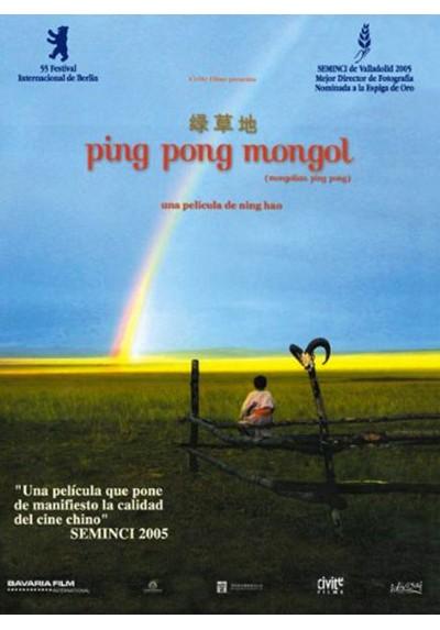 Ping-Pong Mongol (Lü cao di)