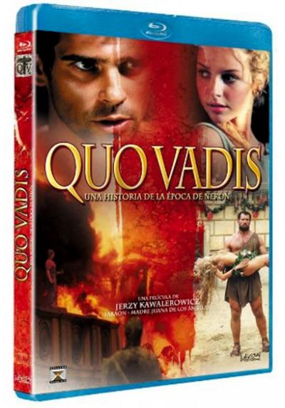 Quo Vadis - Una historia de la época de Nerón