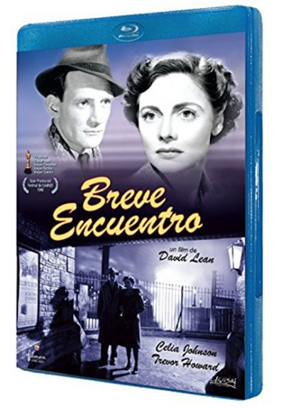 Breve Encuentro (Blu-ray) (Brief Encounter)