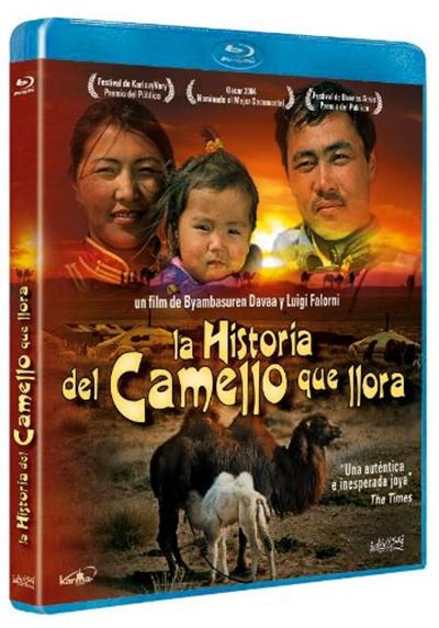 La Historia Del Camello Que Llora (Blu-ray) (Die Geschichte Van Weinenden Kamel)