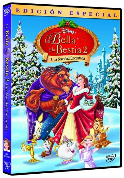 La Bella y La Bestia 2: Una Navidad Encantada (Beauty and the Beast: The Enchanted Christmas)